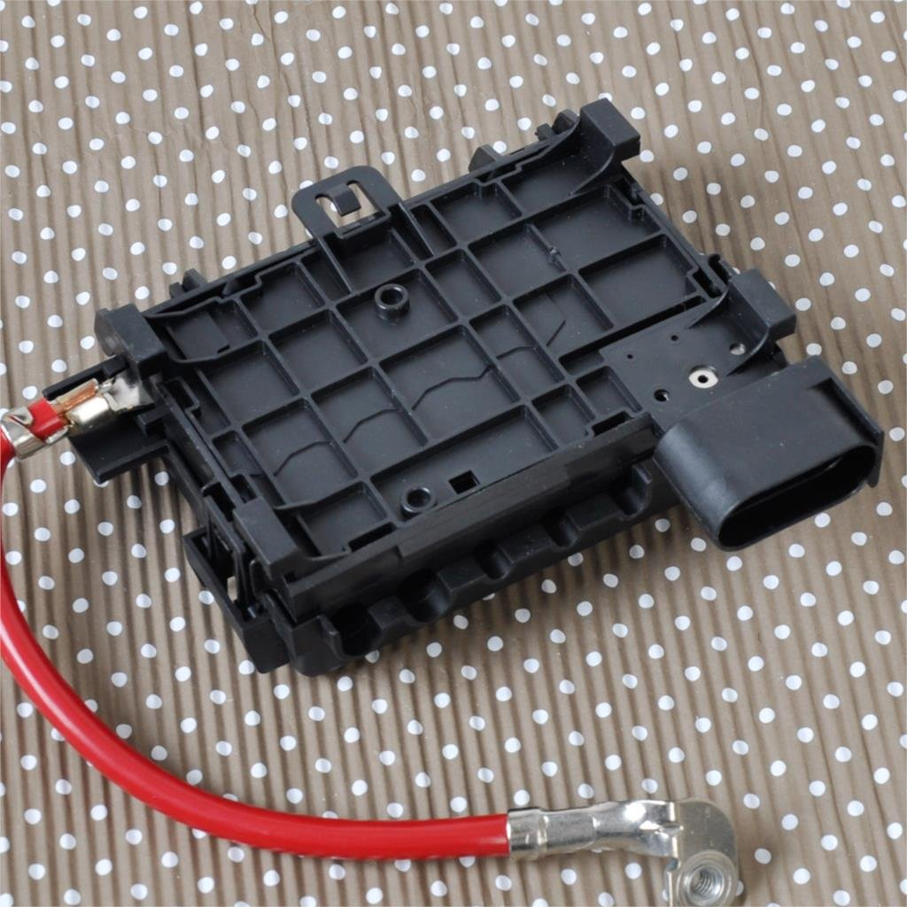 salabox-accessories - 1j0937550a fuse box battery terminal for vw beetle  golf golf city jetta audi a3 s3 skoda octavia 2001~2007 2008 2009 2010 - -  amazon