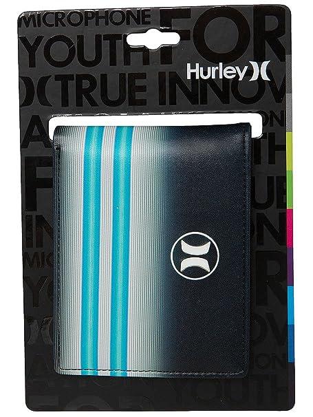 Hurley - Cartera para hombre Hombre, color, talla Uni: Amazon.es: Zapatos y complementos