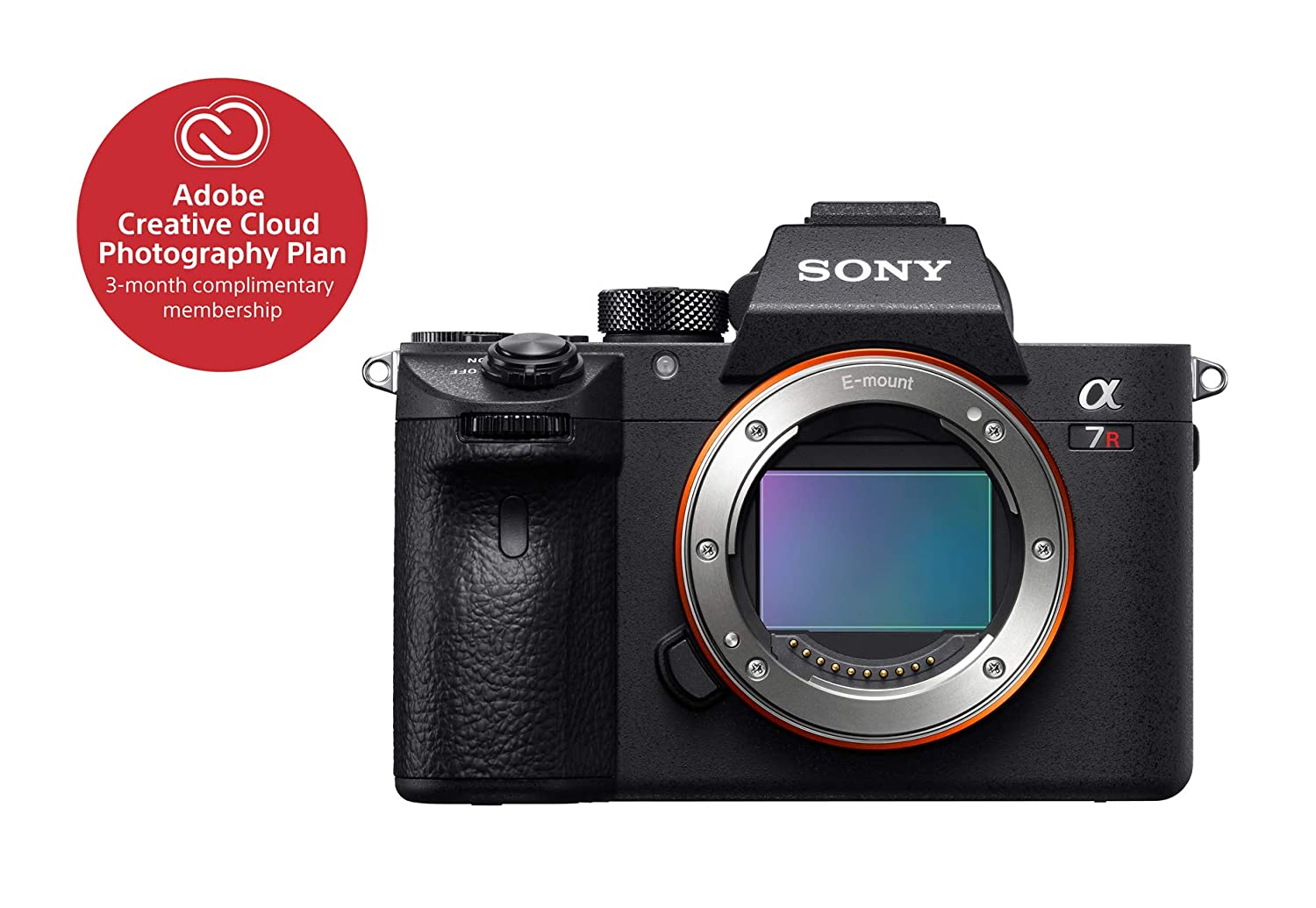 Sony a7R III 42.4MP Full-frame Mirrorless Interchangeable-Lens Camera, Black - A7RM III Sony Electronics Inc ILCE7RM3/B