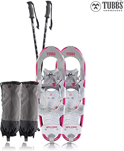 Tubbs Xplore Snowshoe Kit – Women s