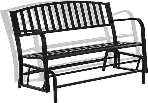 Patio Glider Bench Garden Bench