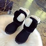 Respctful ♪☆ Womans Snow Boots,Ladies