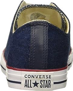 converse jean shoes