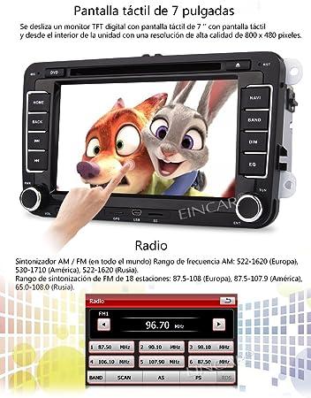 2 DIN Bluetooth Autoradio 7 Pulgadas de Pantalla t??¨¬?¡§|ctil ...