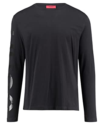 548a0663 BOSS Hugo Herren Shirt Demeos Langarm: Amazon.de: Bekleidung