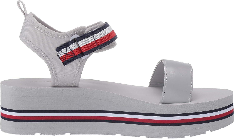 Tommy Hilfiger Womens Avrett Wedge Sandal