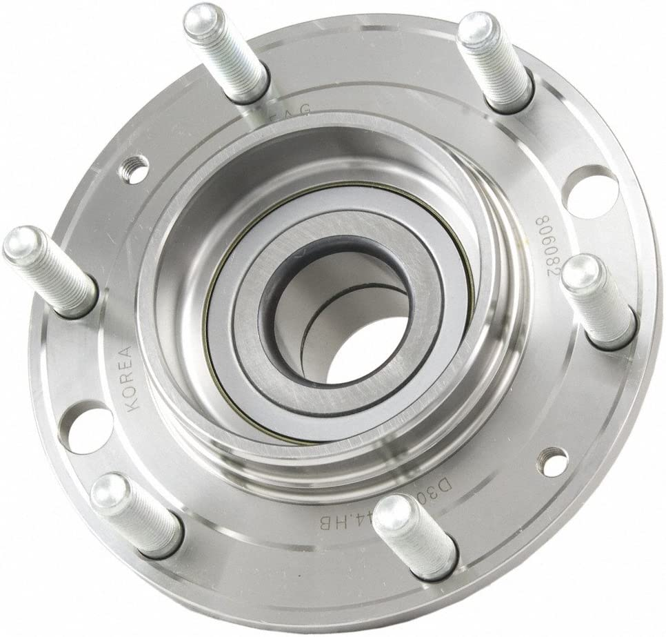 Included with Two Years Warranty Left and Right 2009 fits Kia Sedona Rear Wheel Bearing and Hub Assembly - Two Bearings Note: FWD
