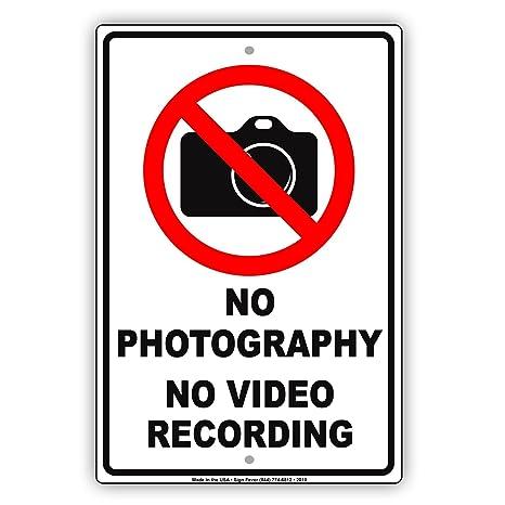 Amazon.com: No hay fotografía sin grabación de vídeo con ...