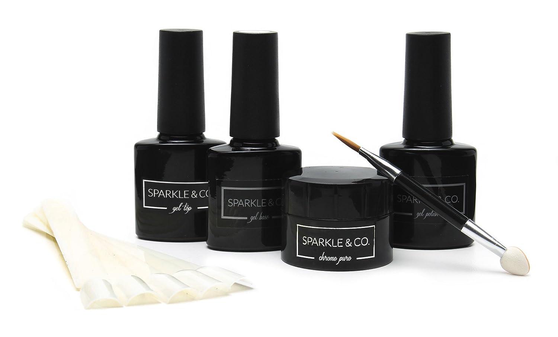 Amazon.com: Chrome Pure Powder, Magic Powder, Mirror Powder silver ...