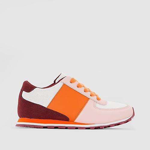 6bbc506d34b61 La Redoute - Zapatillas de Tenis para niña 29  Amazon.es  Zapatos y  complementos