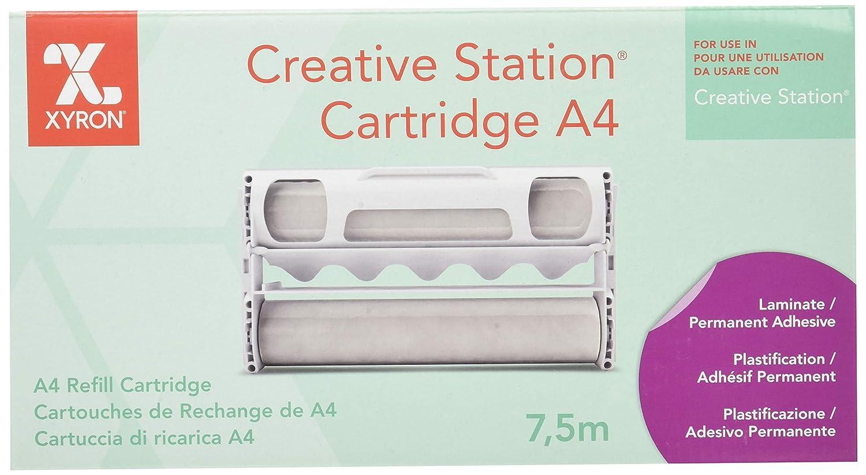 Amazon.com: Xyron Creative Station 7.5 m A4 adhesivo ...