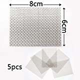 "SZONEE Copper Mesh 5"" X 50 Feet,with 5 pcs"