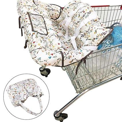 EG-Norm drei Farben Monsieur B/éb/é /® Kinder Einkaufswagenschutz mit Spielzeugen
