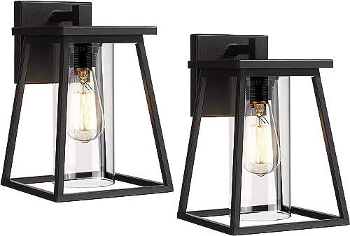 Outdoor Wall Sconces Outdoor Wall Sconces Waterproof Light Fixtures Twin Pack Open Bottom Indoor Mount Lamp