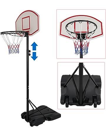 Portable Basketball Hoops   Amazon com