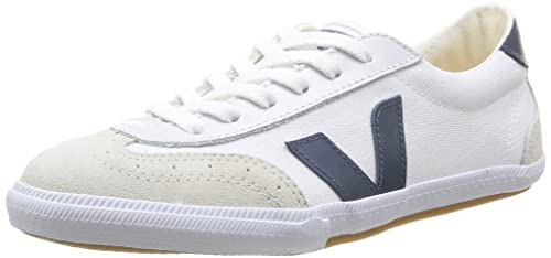 Veja Volley - Zapatillas de Deporte de Canvas para Mujer Blanco Blanc (White Nautico) 37: Amazon.es: Zapatos y complementos