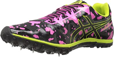 asics running shoes with spikes