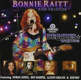 Bonnie Raitt Friends Bonnie Raitt Ricky Fataar James Hutch