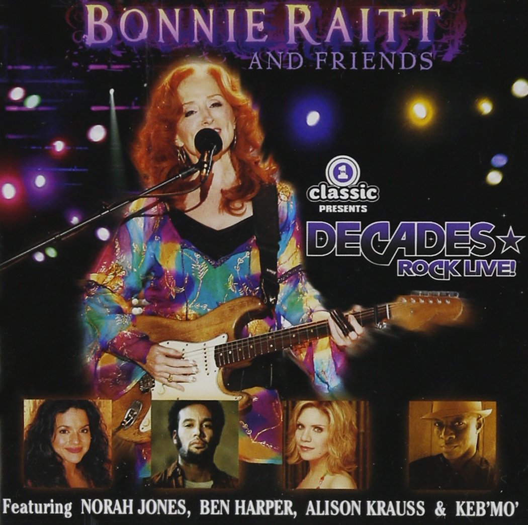 Bonnie Raitt and Friends (with Bonus DVD)