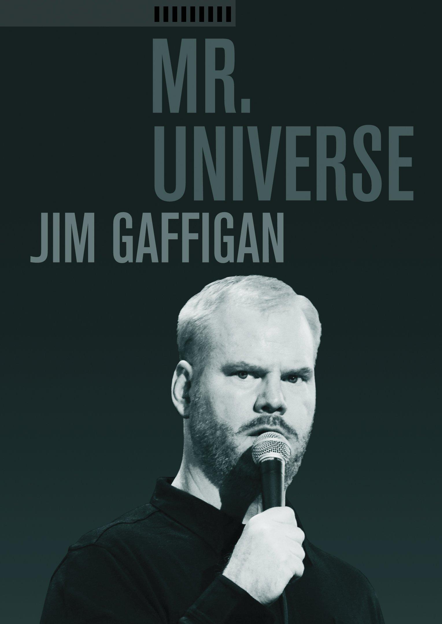 DVD : Jim Gaffigan: Mr. Universe (DVD)