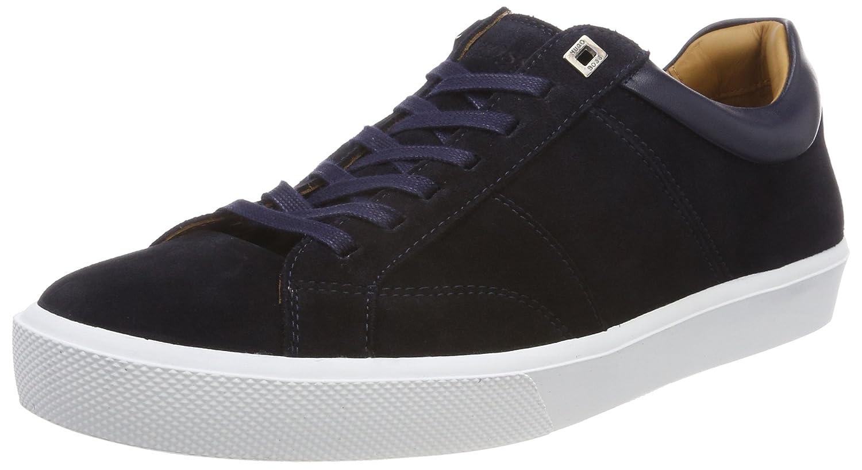 Boss Business Escape_Tenn_SD, Zapatillas para Hombre 42 EU|Azul (Dark Blue 401)