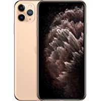 Apple iPhone 11 Pro Max with FaceTime Physical Dual SIM - 64 GB, 4G LTE, Gold - Hong Kong Version