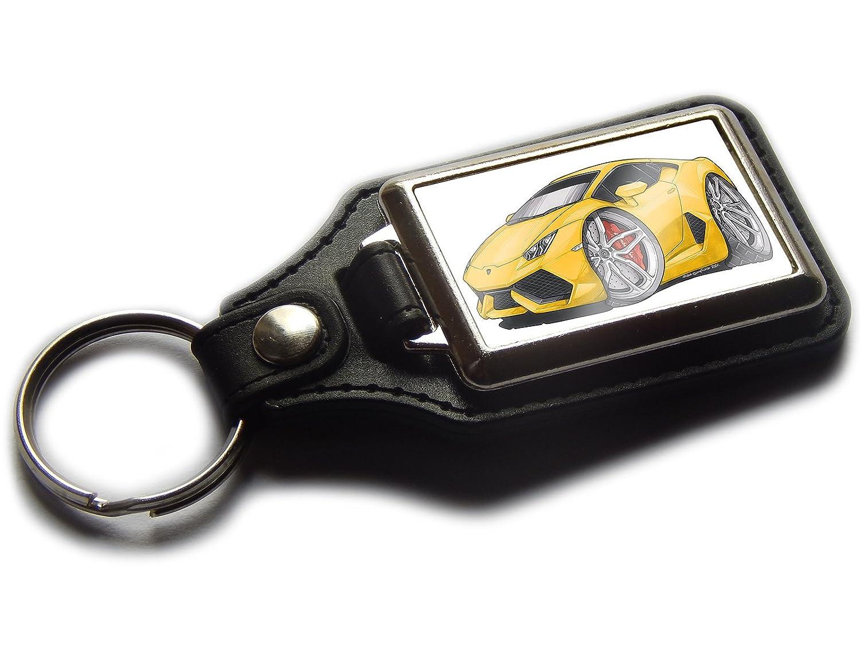 Lamborghini Huracan coche deportivo KOOLART - Llavero de ...