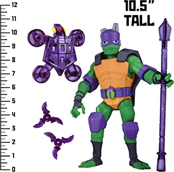 Amazon.com: Rise of the Teenage Mutant Ninja Turtles 81452 ...