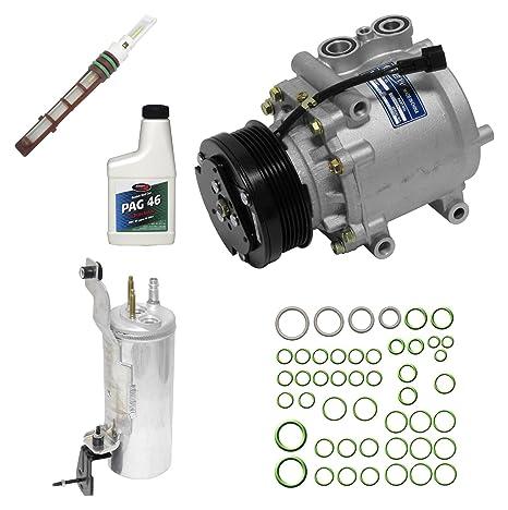 Universal aire acondicionado KT 3931 a/c compresor y Kit de componente