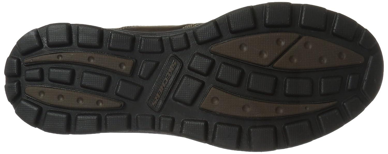 Slittamento Uomo Skechers Scarpe Oxford In Nero TcmW7SAVM0