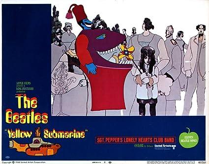 the beatles yellow submarine movie amazon