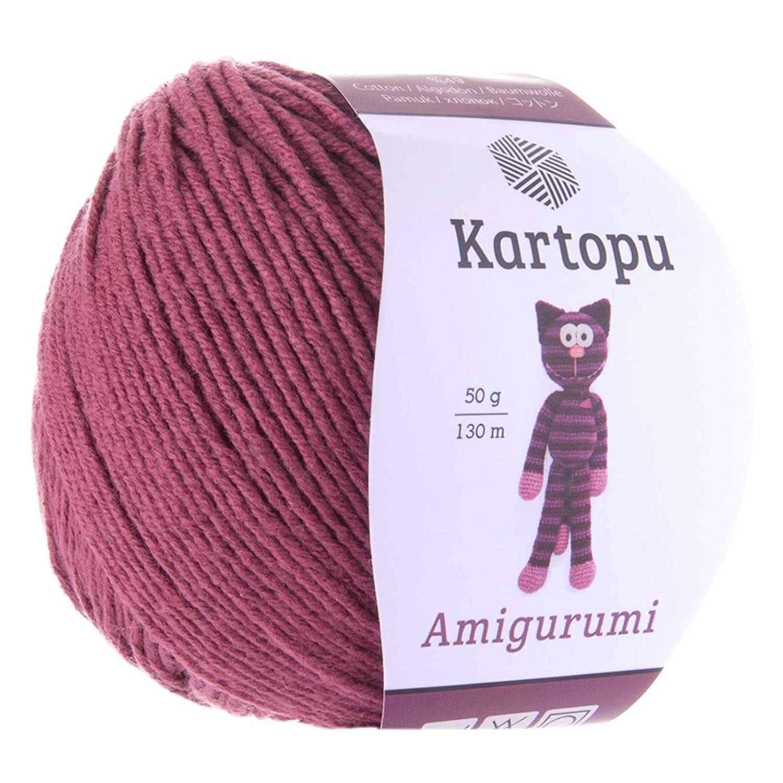 Kartopu Amigurumi Yarn, Pink - K787 - Hobiumyarns | 1500x1500