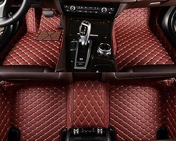 Yaojinyi Yjycm01 Leather 5d Full Surrounded Waterproof Floor Car