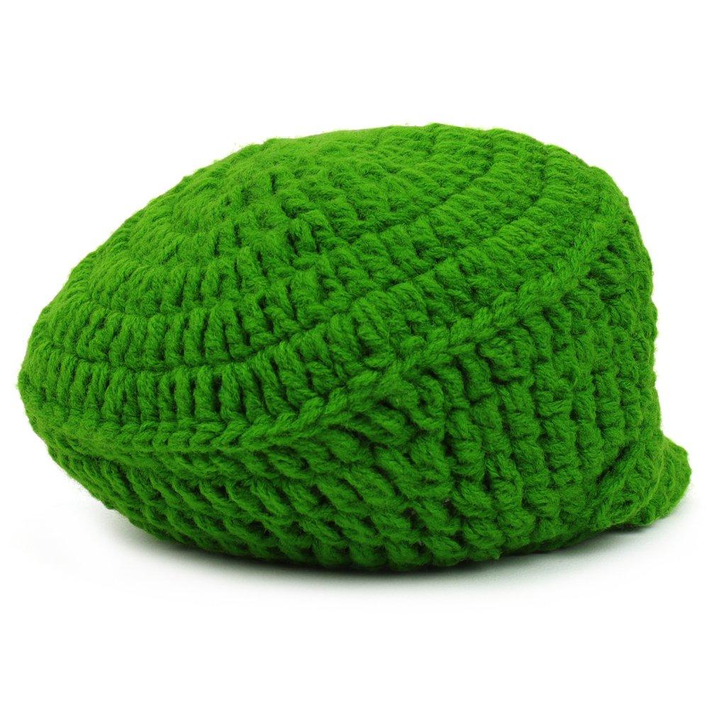 Amazon.com: Mario y Luigi Infant 2 piezas Outfit Crochet ...