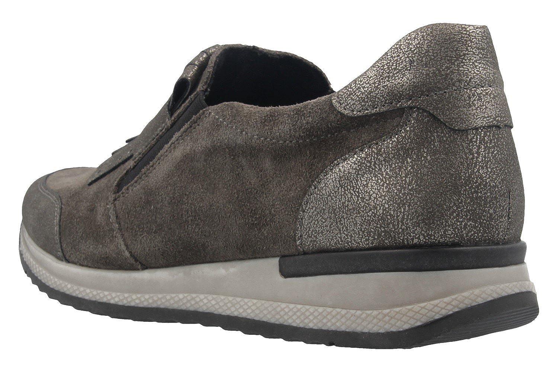 Remonte - Damen Slipper - Grau Schuhe in Übergrößen  Amazon.de  Schuhe    Handtaschen 429250140e