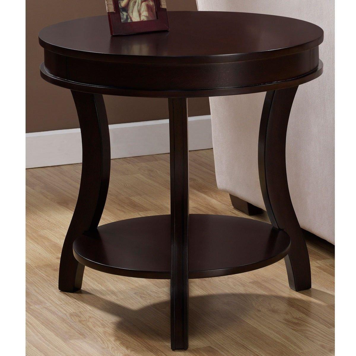 Amazon.com: Metro Shop Wyatt End Table: Kitchen & Dining