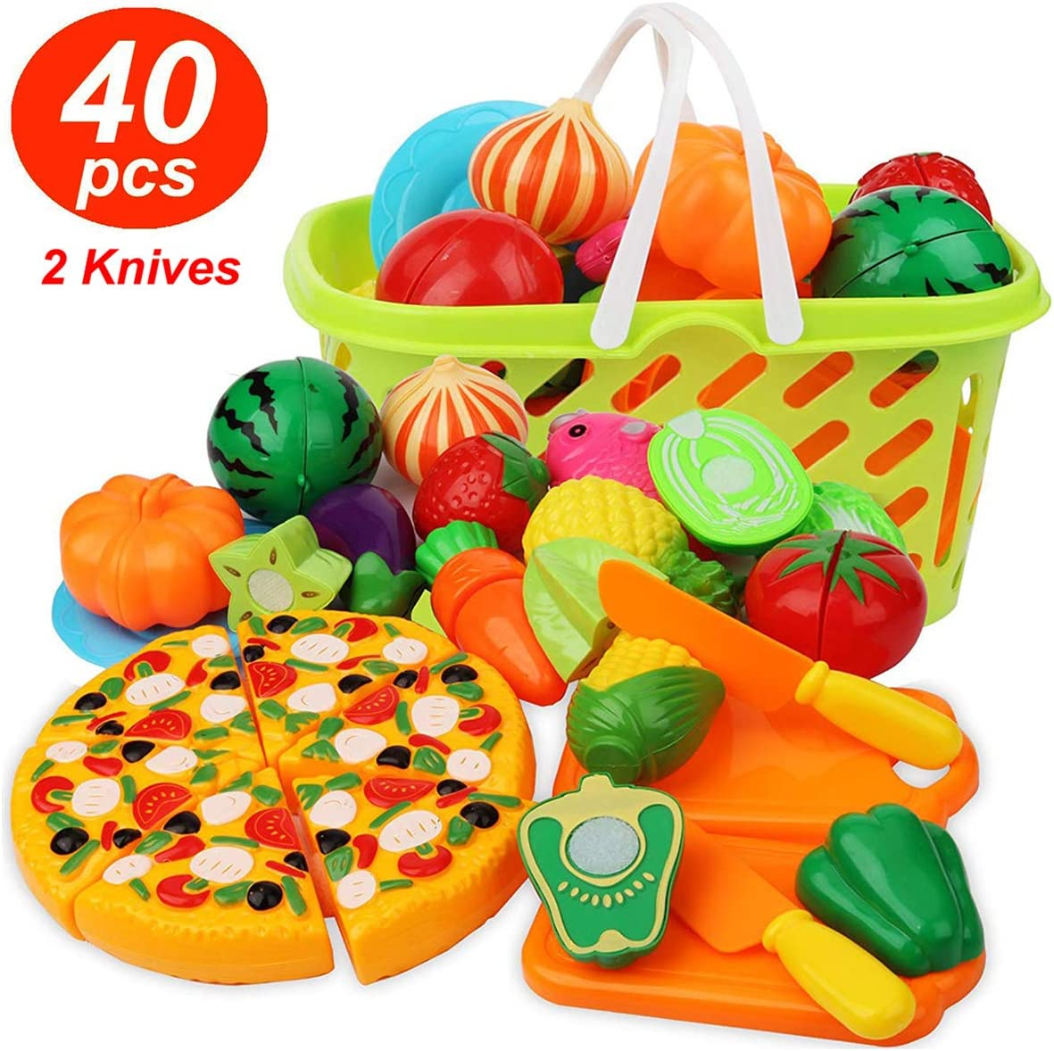 Play miniature education food Cutting Fruit Vegetable Food Wooden Kitchen toys