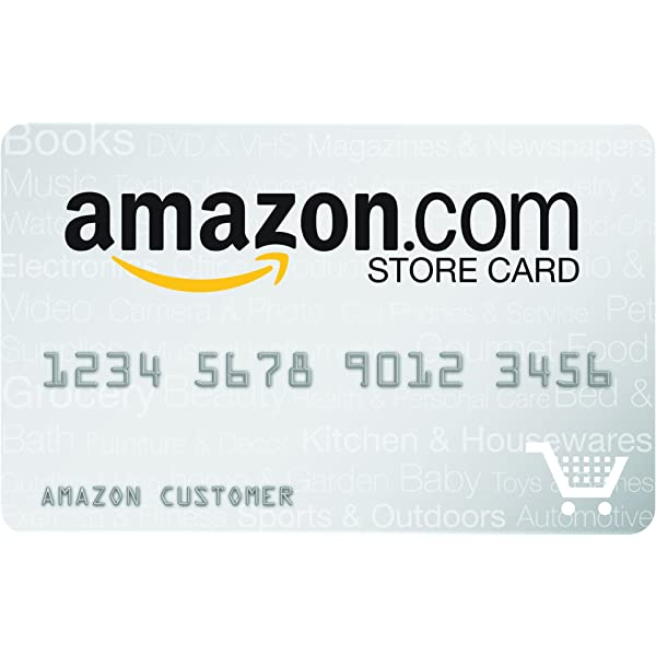 Amazon.com: Amazon.com Store Card: Credit Card Offers