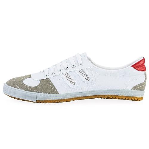 san francisco ca3df 74f74 wu designs Shuang Xing Sneaker - Kampfkunst Sport Wushu Parkour Schuhe