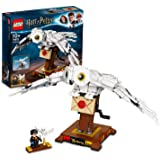 LEGO® Harry Potter™ Hedwig™ 75979 geweldig cadeau voor kinderen die van Hedwig de uil en cool verzamelspeelgoed houden (630 onderdelen)