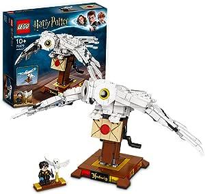 LEGO 75979 Harry Potter Hedwig Juguete de Construcción de ...