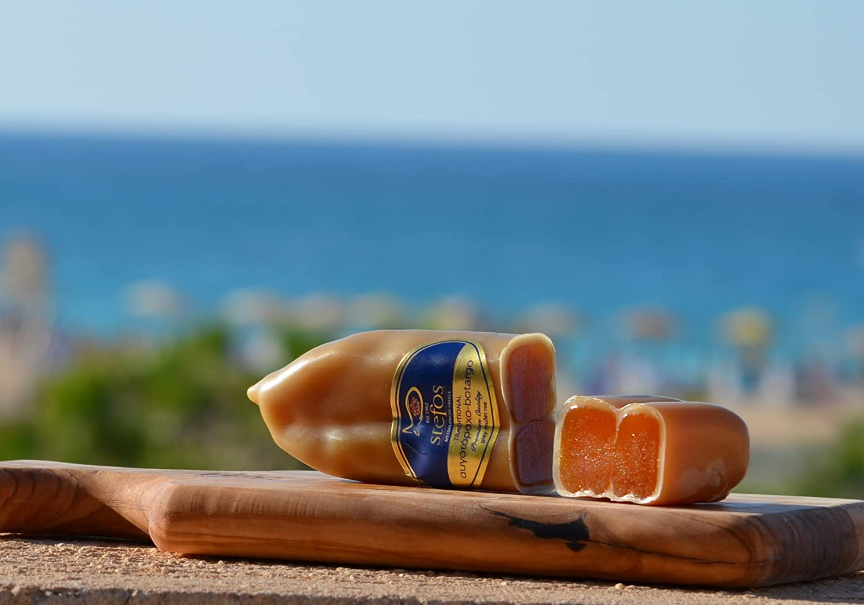 SAREMO Edelrost COQUILLAGE SHELL-Grand courte baguette MUSH 2 S rouille Gartendeko