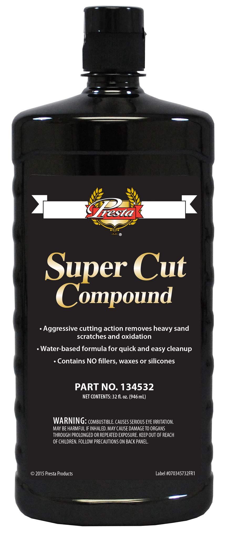 Presta Super Cut Compound - 32oz