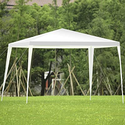 simplyUSAhello 10' x 10' Outdoor Canopy Party Wedding Tent: Garden & Outdoor