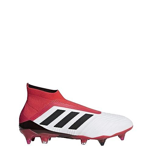 on sale d3edf 9aeaa adidas Men s s Predator 18+ Sg Footbal Shoes White Ftwwht Cblack Reacor ...