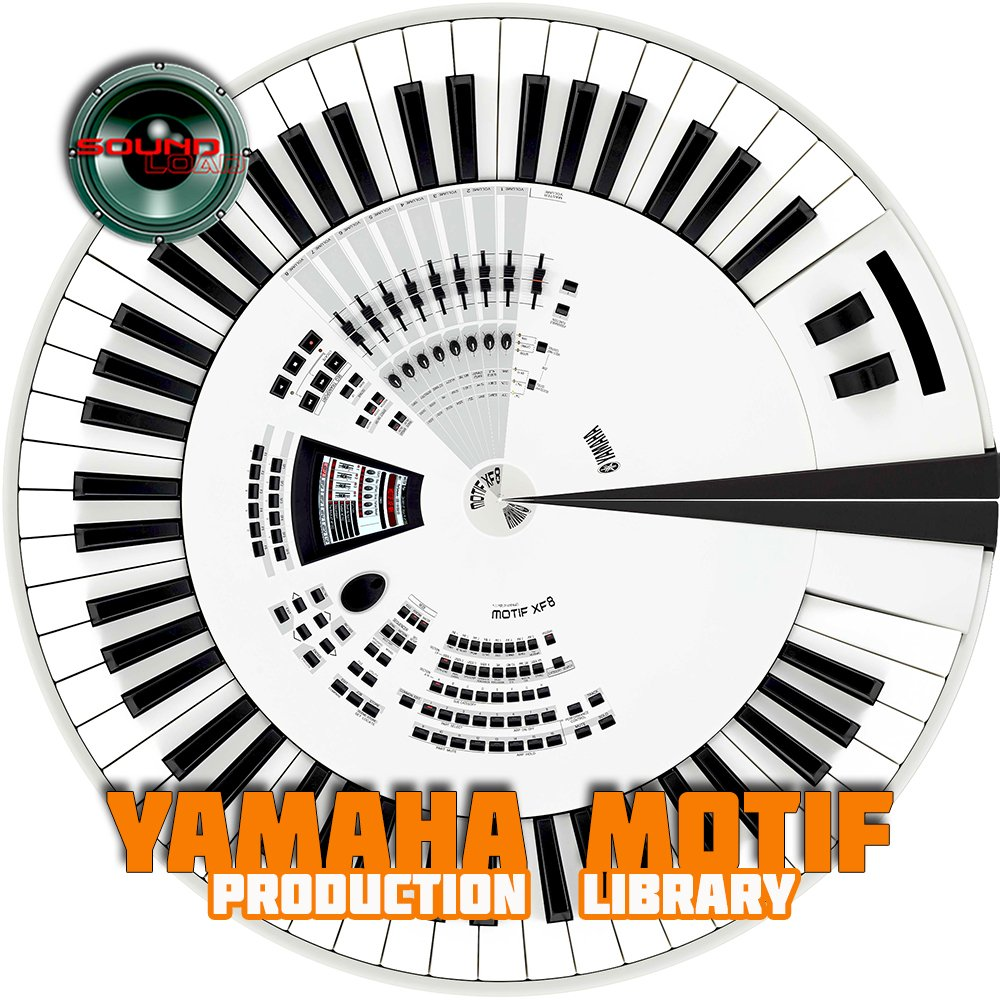 Yamaha AN1X - the very Best of - Large unique original 24bit WAVE/Kontakt Multi-Layer Samples Library on DVD or download by SoundLoad (Image #3)