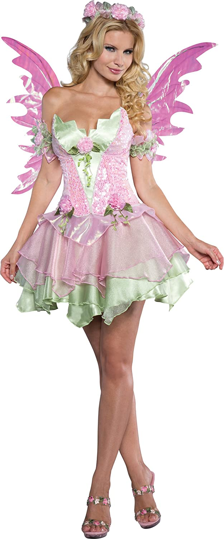 Amazon.com InCharacter Costumes Womenu0027s Flirtatious Fairy Costume Clothing  sc 1 st  Amazon.com & Amazon.com: InCharacter Costumes Womenu0027s Flirtatious Fairy Costume ...