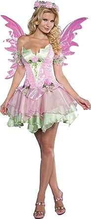 InCharacter Costumes Womenu0027s Flirtatious Fairy Costume Green/Pink X-Small  sc 1 st  Amazon.com & Amazon.com: InCharacter Costumes Womenu0027s Flirtatious Fairy Costume ...