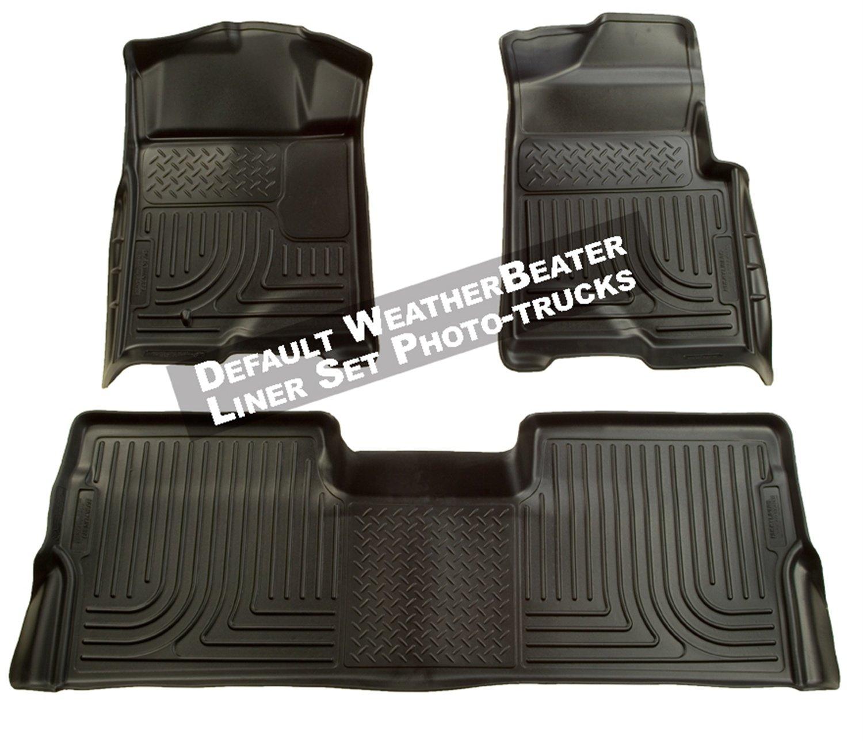 l dodge mats act liner x contour floor husky ram