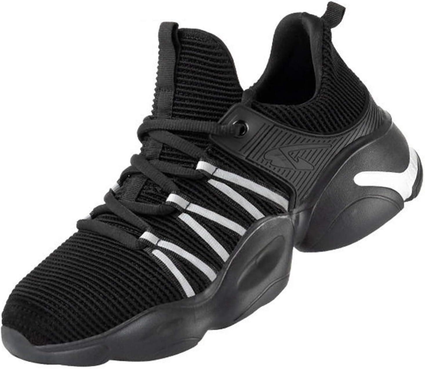Amazon.com: AGYE Lightweight Safety Shoes Men,Women Work Trainers ...